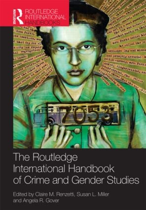 Routledge International Handbook of Crime and Gender Studies book cover
