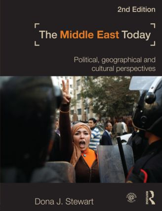 The Middle East Today: Political, Geographical and Cultural Perspectives, 2nd Edition (Paperback) book cover