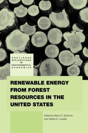 Renewable Energy from Forest Resources in the United States book cover