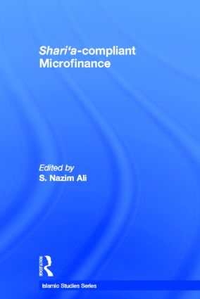Shari'a Compliant Microfinance (Hardback) book cover