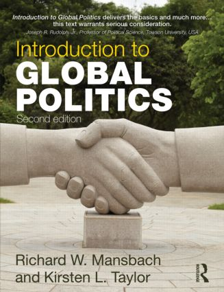 Introduction to Global Politics: 2nd Edition (Paperback) book cover