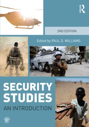 Security Studies: An Introduction book cover