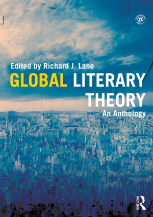Global Literary Theory: An Anthology (Paperback) book cover