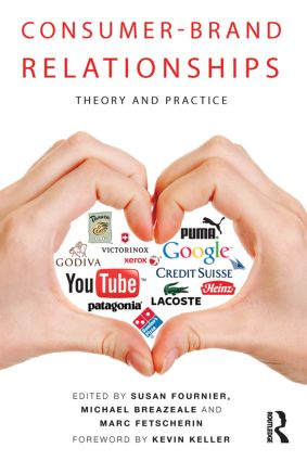 Consumer-Brand Relationships: Theory and Practice (Hardback) book cover