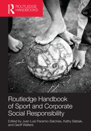 Routledge Handbook of Sport and Corporate Social Responsibility (Hardback) book cover