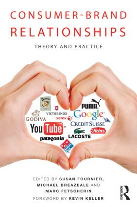 Consumer-Brand Relationships: Theory and Practice, 1st Edition (Paperback) book cover