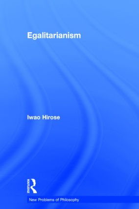 Egalitarianism book cover