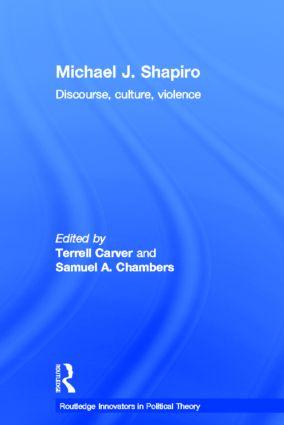 Michael J. Shapiro: Discourse, Culture, Violence book cover