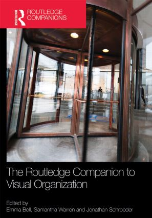 The Routledge Companion to Visual Organization (Hardback) book cover