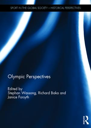 Olympic Perspectives book cover