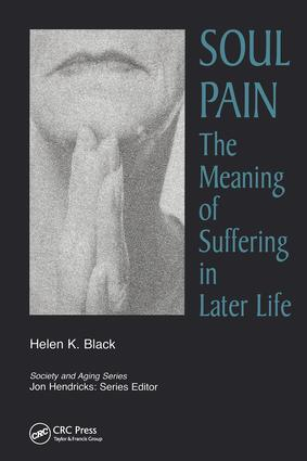Soul Pain: The Meaning of Suffering in Later Life book cover
