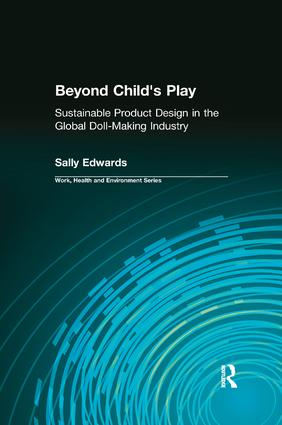 Beyond Child's Play: Sustainable Product Design in the Global Doll-making Industry, 1st Edition (Paperback) book cover