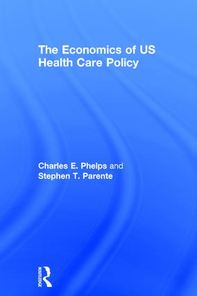 The Economics of US Health Care Policy book cover