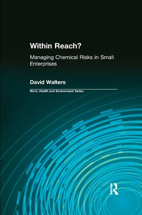 Within Reach?: Managing Chemical Risks in Small Enterprises book cover