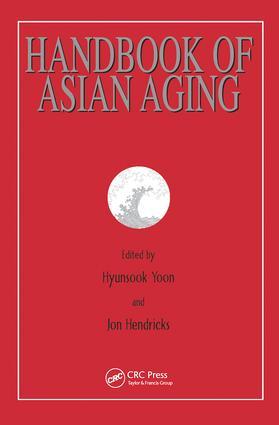 Handbook of Asian Aging book cover