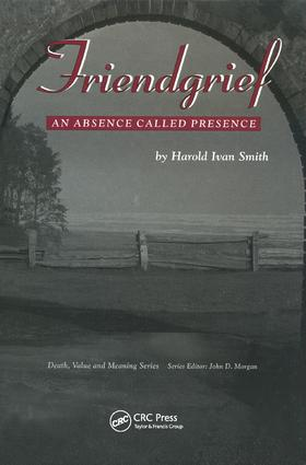Friendgrief: An Absence Called Presence book cover