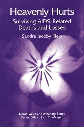 Heavenly Hurts: Surviving AIDS-related Deaths and Losses, 1st Edition (Paperback) book cover