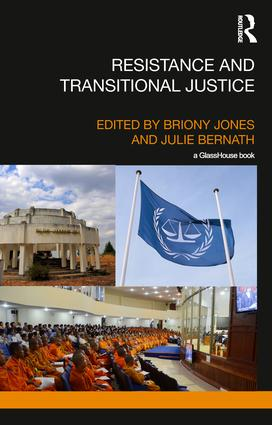 Resistance and Transitional Justice: 1st Edition (Hardback) book cover
