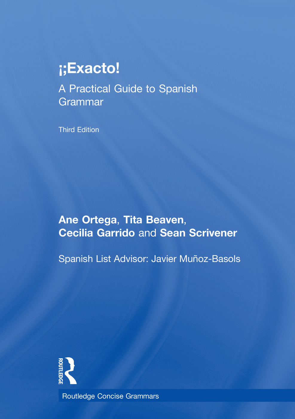 ¡Exacto!: A Practical Guide to Spanish Grammar book cover
