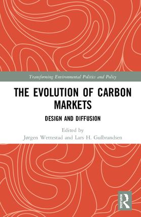 The Evolution of Carbon Markets: Design and Diffusion book cover