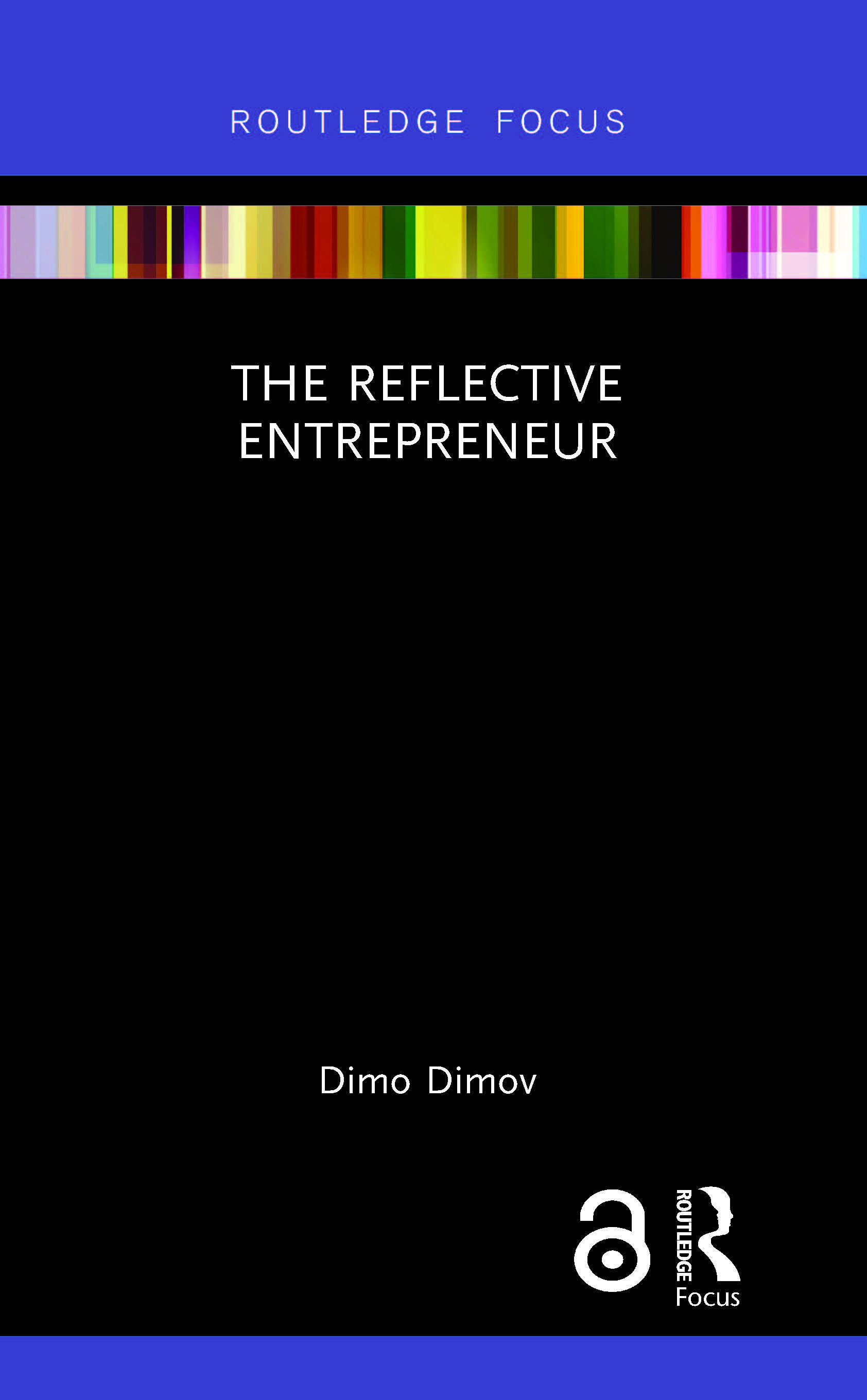The Reflective Entrepreneur book cover