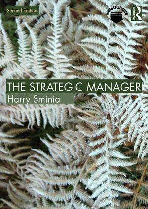 The Strategic Manager book cover