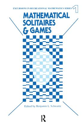 Mathematical Solitaires and Games book cover