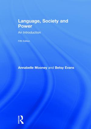 Language, Society and Power: An Introduction book cover