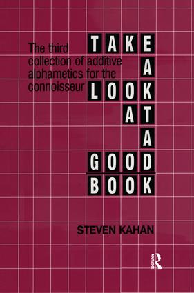 Take a Look at a Good Book book cover