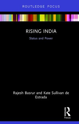 Rising India: Status and Power book cover