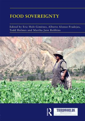 Food Sovereignty: Convergence and Contradictions, Condition and Challenges book cover