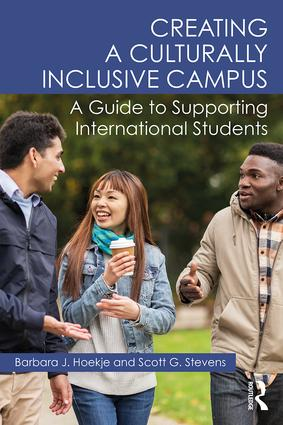 Creating a Culturally Inclusive Campus: A Guide to Supporting International Students book cover