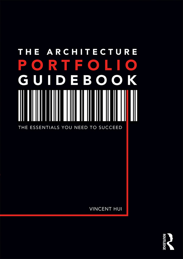 The Architecture Portfolio Guidebook: The Essentials You Need to Succeed book cover