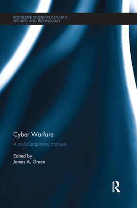 Cyber Warfare: A Multidisciplinary Analysis book cover