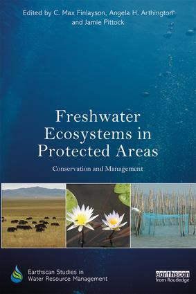 Freshwater Ecosystems in Protected Areas: Conservation and Management book cover