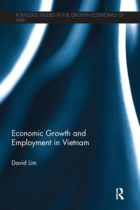 Economic Growth and Employment in Vietnam book cover