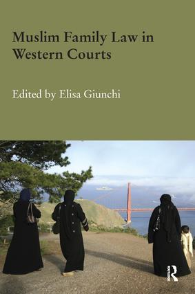 Muslim Family Law in Western Courts book cover