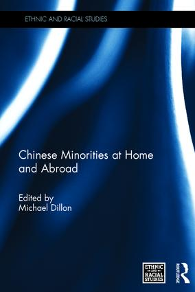 Chinese Minorities at home and abroad book cover