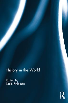 History in the World (Hardback) book cover