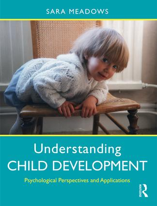Understanding Child Development: Psychological Perspectives and Applications book cover