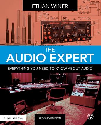 The Audio Expert: Everything You Need to Know About Audio book cover