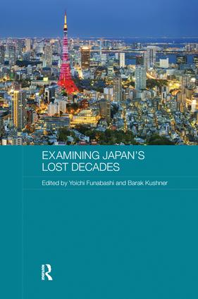 Examining Japan's Lost Decades book cover