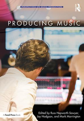 Producing Music book cover