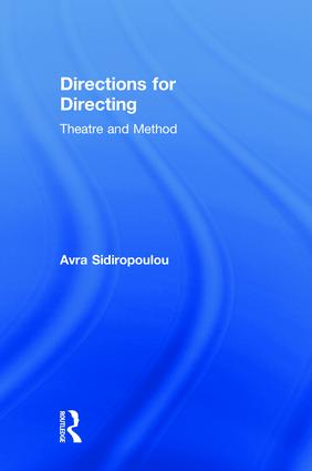 Directions for Directing: Theatre and Method book cover