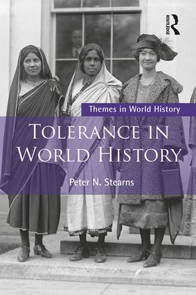 Tolerance in World History (Paperback) book cover