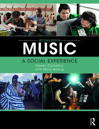 Music: A Social Experience: 2nd Edition (Paperback) book cover