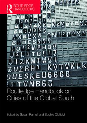 The Routledge Handbook on Cities of the Global South book cover