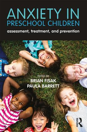 Anxiety in Preschool Children: Assessment, Treatment, and Prevention, 1st Edition (Paperback) book cover