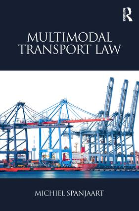 Multimodal Transport Law book cover