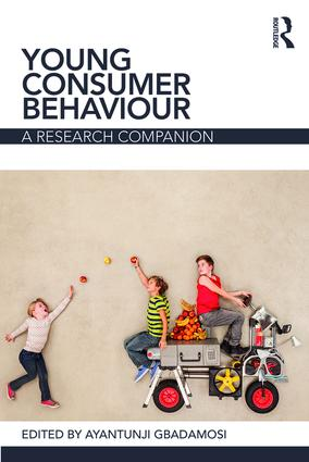 Young Consumer Behaviour: A Research Companion book cover